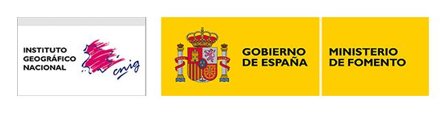 Logo Gobierno y CNIG