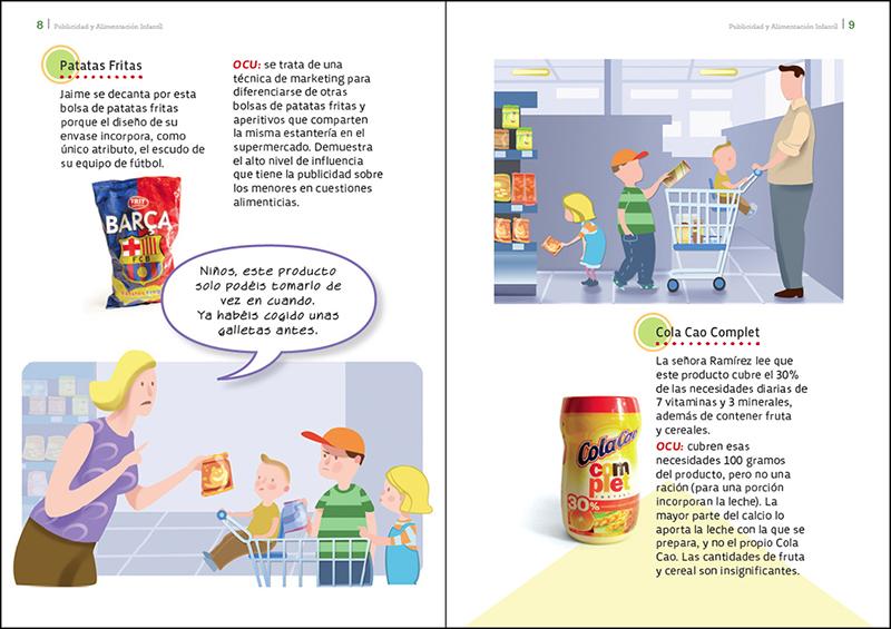 Publicidad y Alimentacion Infantil
