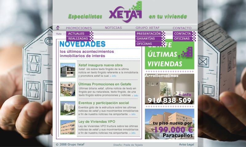 Home web Xetaf
