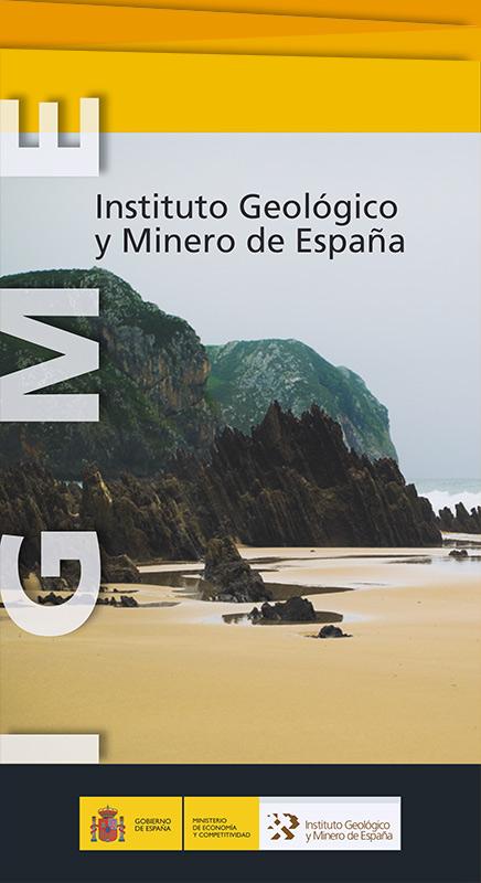 Folleto corporativo del IGME.2013