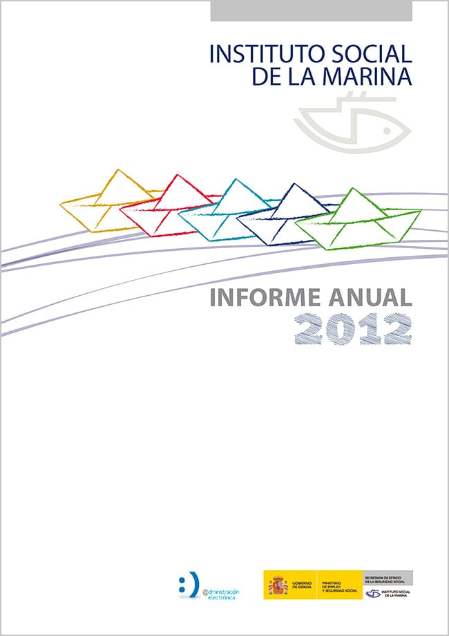 Informe Anual ISM 2012