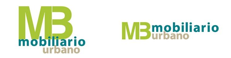Logo MB mobiliario urbano