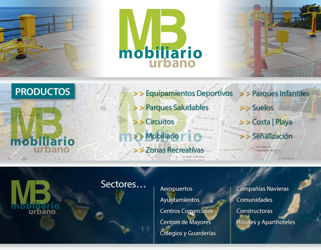 MB mobiliario urbano