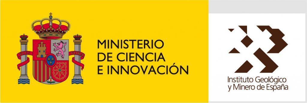 Logo IGME - Ministerio de Educación