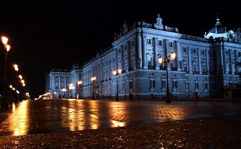Palacio Real de Madrid. Uno de los lugares más visitados de la ciudad. © Kiko Fraile
