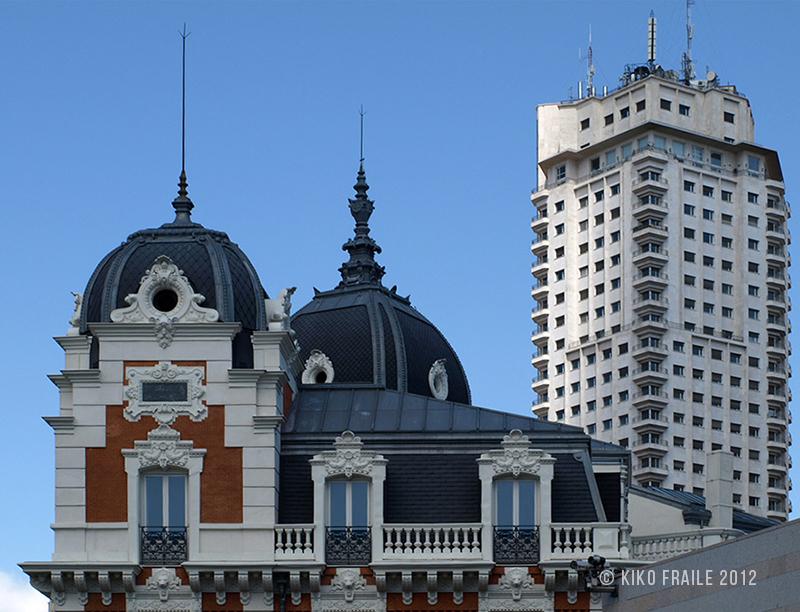 Plaza de España. Madrid