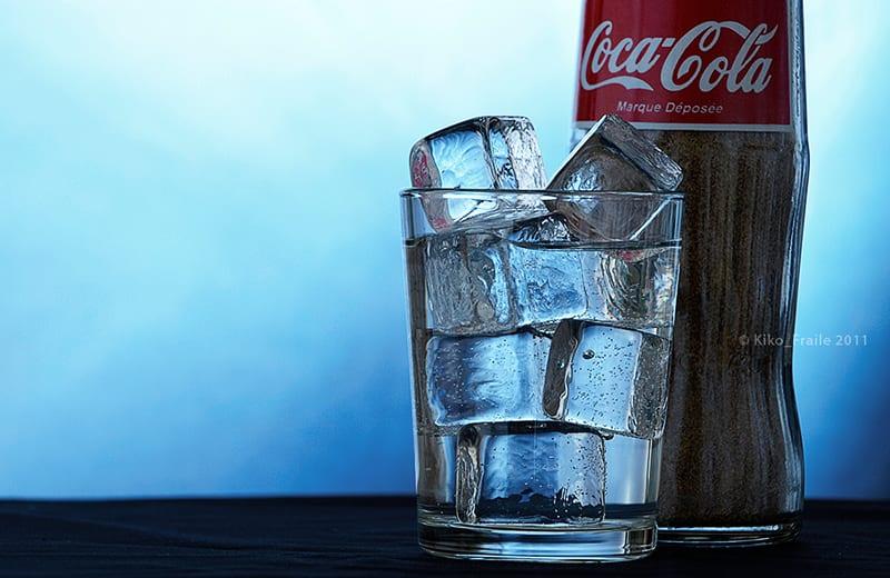 Coca Cola de una tarde de verano