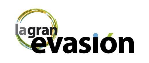 La gran evasion. logo