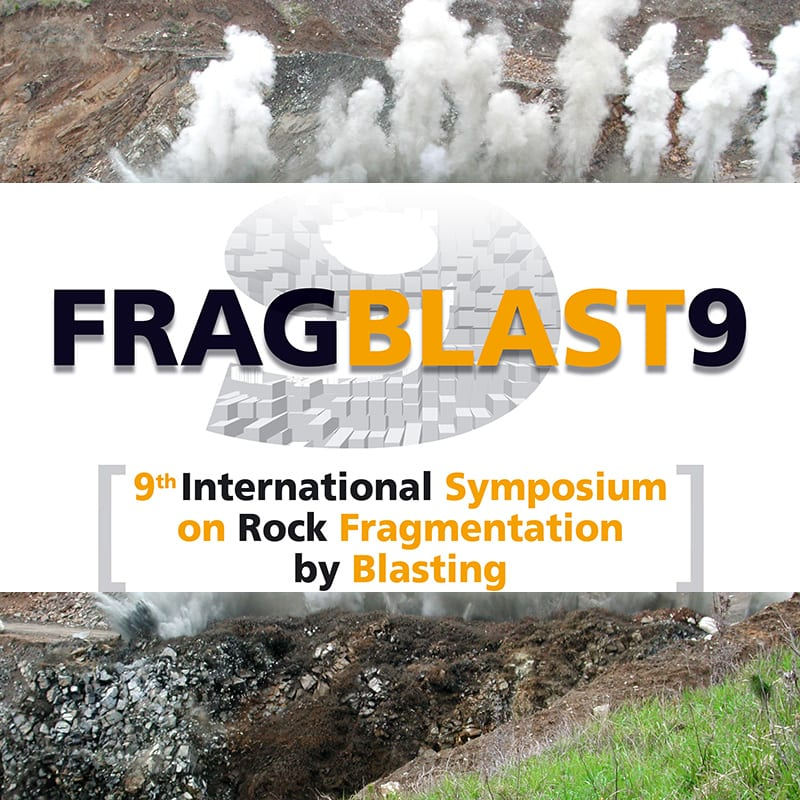International Symposium on Rock Fragmentation by Blasting
