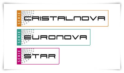 Logotipos de las series de mamparas