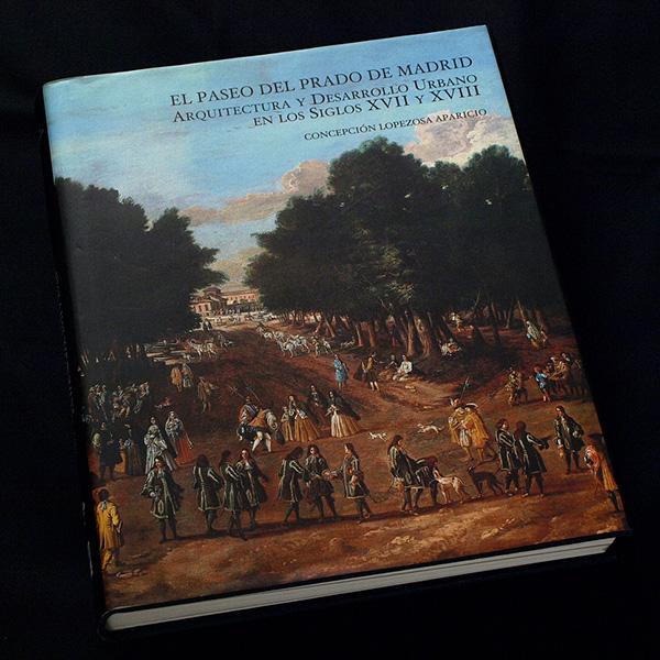 El Paseo del Prado de Madrid