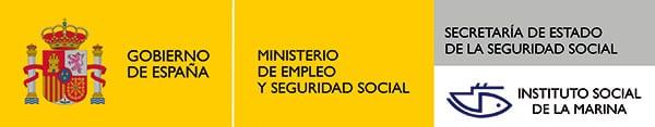 Logotipo de ISM con el Ministerio