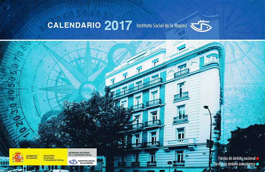 Calendario 2017 del ISM
