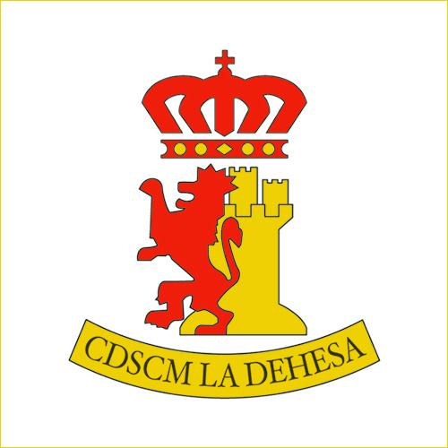 Centro Deportivo Militar La Dehesa. Rediseño del logotipo