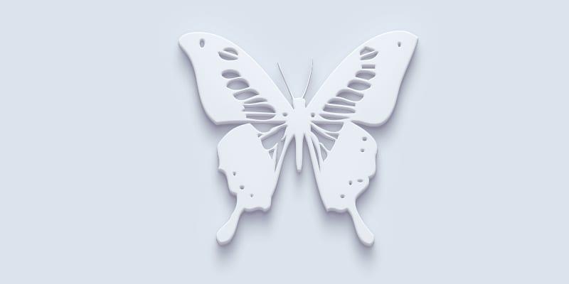 mariposa-3d-shadow-down