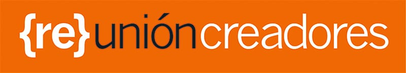 re unión de creadores logo
