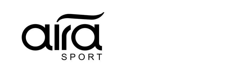 Logotipo B&N AIRA SPORT