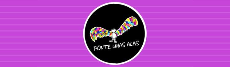 Logotipo Ponte unas Alas