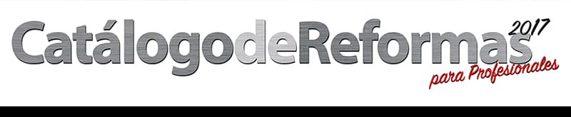 Logotipo Portada Catálogo de Reformas