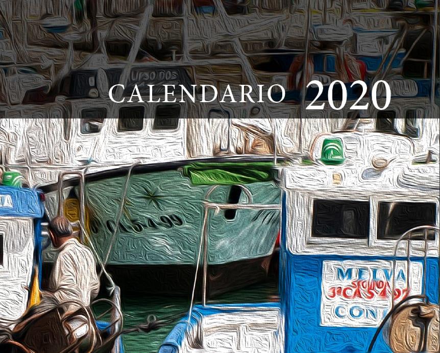 ISM. Calendario de mesa 2020