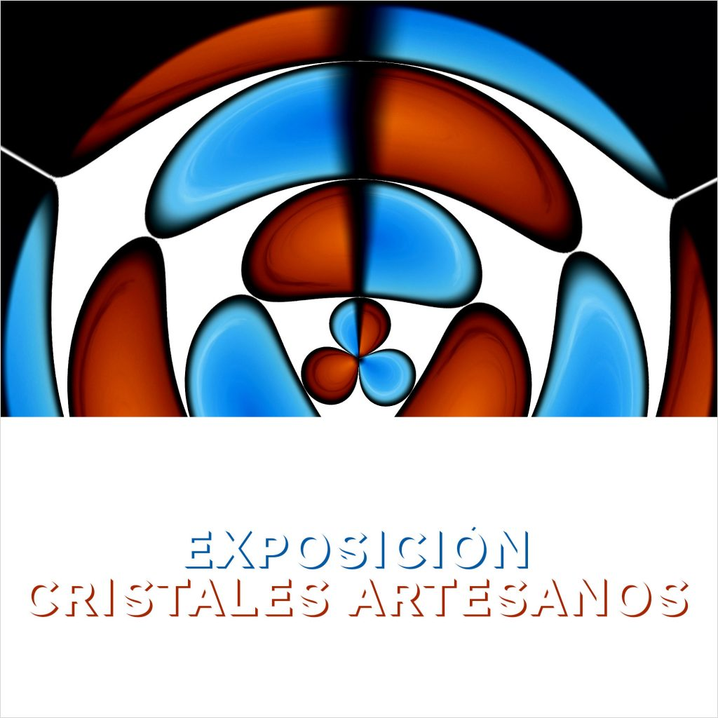 Fotografías para la exposición de cristales artesanos de La Granja